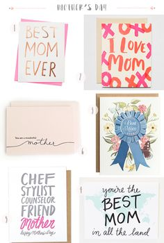 Don't forget Mother's Day is May 10th!! Oh So Beautiful Paper has put together some great round ups of sweet cards for Moms, and we are so grateful to have our Mother's Day Adjective card included alongside some other gems! Shop it Here: http://www.thimblepress.com/product/mothers-day-adjectives-letterpress-card-copy/