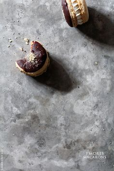 Smores Macarons by B