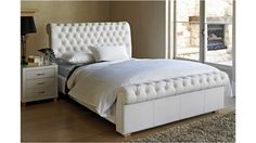 Florence Queen Bed - Bedroom Furniture | Harvey Norman Australia
