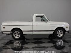 ive wanted a 72' chev since i was a little girl. mark my words, i WILL have one, one day.