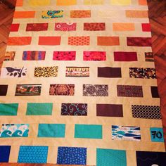 Tuscany Colorbrick Quilt