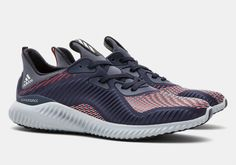 The adidas AlphaBOUNCE has been heavy in the graphic game ever since it debuted in the wild spotted look, so this latest new look may not be surprising, but it certainly is nice. The performance runner with crossover lifestyle appeal … Continue reading →