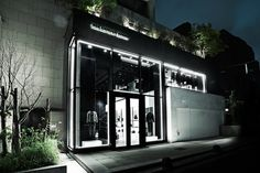 Look Inside Alexander Wang's Tokyo Flagship