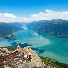 Fred Jonny Hammerø/Møre & Romsdal fylke http://campaign.visitnorway.com/en/ru/Summer-holidays-in-Norway/