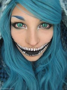 Cheshire Cat Inspired Costume Pictures, Photos, and Images for Facebook, Tumblr, Pinterest, and Twitter