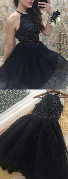 dark navy blue homecoming dresses,homecoming,halter homecoming dress with beading,women fashion dress 2017,short homecoming dresses,short prom dress