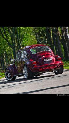 German Look, Custom Vw Bug, Vw Classic, Classy Cars, Vw Cars, Vw Camper, Vw Beetles, Jeep, Garage Workshop