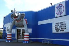 Spend your weekend with your family and have fun with your kids at #AllAmericanFunPark, #Albany http://visitalbanyga.com