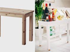 Kaufst Du oft bei IKEA? 20 DIY Bastelideen um Deinen IKEA Möbeln einen luxuriösen Look zu geben! - Seite 7 von 20 - DIY Bastelideen