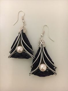 Zipper Jewelry, Coffee Pods, Diy And Crafts, Projects To Try, Drop Earrings, Crochet, Espresso Coffee, Ear Rings, Jewels