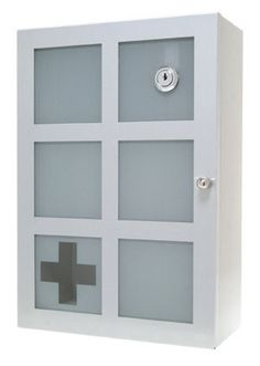 Inspirational Stainless Steel First Aid Cabinet