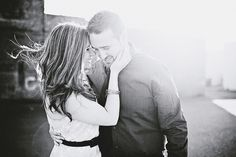 Jamie Duede and Rob Graham - http://www.aliwalker.com/ Walla Walla Engagement Photography