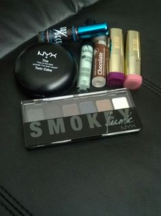My makeup that arrived today! Must haves :)