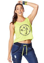 Be The Boss Loose Tank   Save 10% on Zumba® wear on zumba.com. Use Savings Code 10SALE or click to shop with 10% discount https://www.zumba.com/en-US/store/US/affiliate?affil=10sale