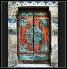 ... about Wood Door on Pinterest  Wood doors, Antique wood and Home decor