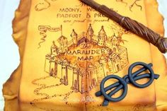 Marauder's map! by Meenakshi Jamadagni