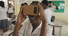 Go on a virtual field trip with Google Expeditions, using just a cardboard box and a smartphone! Article reported in e-School News. University High School, Virtual Field Trips, Google S, Flipped Classroom, Google Classroom, Homeschool, Parenting, Student, Mountain View