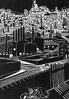 Frans Masereel – City79