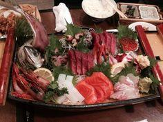 Sashimi goodness. #halal #sashimi #japanese #itadakimasu #shinagawa