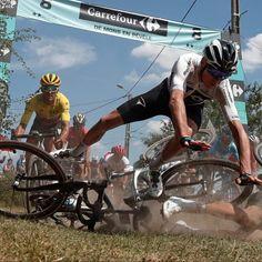 Tour de France, Tappa 9, 156 km da Arras a Roubaix.