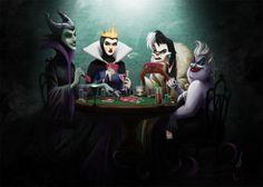 My money's on Maleficent lol