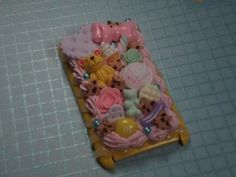 Sweet Deco Kawaii Sweet Shop Teddy Bear Decoden by Lucifurious, $28.00