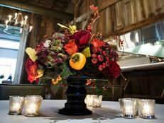 Eye-Catching Christmas Centerpieces