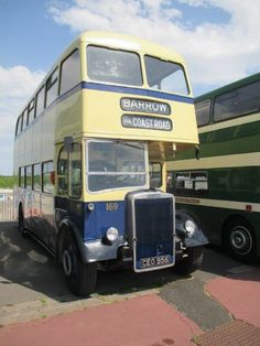 Barrow buses head to Morecambe for day of vintage transport fun Barrow In Furness, Morecambe, Model Ships, Coaches, Buses, Transportation, Urban, Modern, Fun