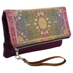 Colorful Ardabil Clutch