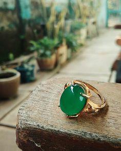 Green Chalchedon