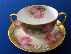 Pickard China Harry Roden Signed Limoges China