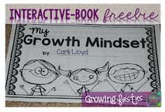 Lisa here, from Growing Firsties & I'm going to share a little bit about Growth Mindset today, which is based on Stanford University psychologist Carol Dweck's work. With a growth mindset, Gifted Education, Childhood Education, Primary Education, Health Education, Education Quotes, Special Education, Nelson Mandela Education Quote, Growth Mindset Activities, Fixed Mindset