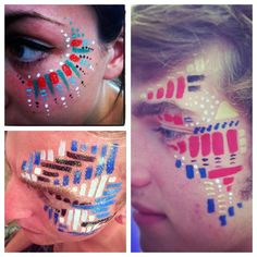 In your dreams face paint - facebook