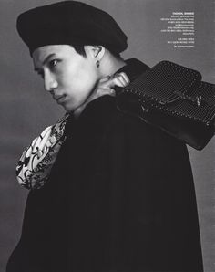 161119 #Taemin #Shinee - Vogue Korea Magazine December Issue