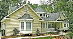 JASPER II House Plan - 7909 | Nice small footprint. Add a basement and it would be fantastic!