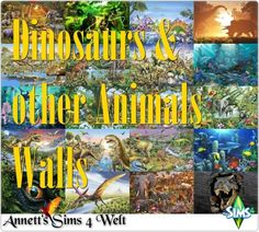 Annett's Sims 4 World