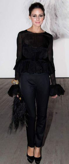 New York Fashion Week AW12: Celebrity Style Round-Up