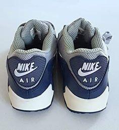 1fec6aabc58 NIKE Air Max 90 Trainers 303994 012 Men s UK 6
