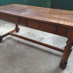 Antique Desk, Entryway Tables, Antiques, Furniture, Home Decor, Antiquities, Antique Writing Desk, Antique, Decoration Home