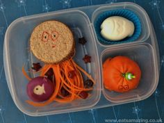 Eats Amazing - Under the sea themed bento lunch