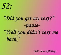 The Little Starkid Things #umbridge did you get my text?