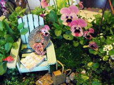 create your own itty-bitty garden!