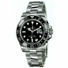 Rolex Oyster Perpetual GMT-Master II Acier ...