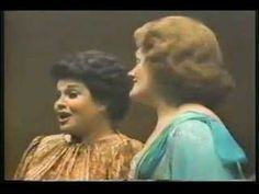 JOAN SUTHERLAND & MARILYN HORNE  LAKME   DELIBES  FLOWER DUET  1979 NYC