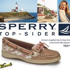 My Favorite Sperry and it is only $89.99 at Vincent's