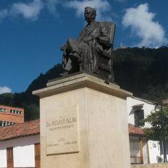 Ricardo Palma en Bogotá