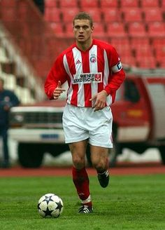 Nemanja Vidic, Red Star Belgrade