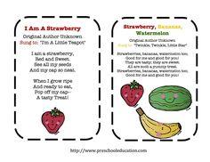 Preschool Printables: April 2013