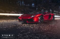 Lamborghini Aventador Roadster LP 700-4 by Josh Hway on 500px