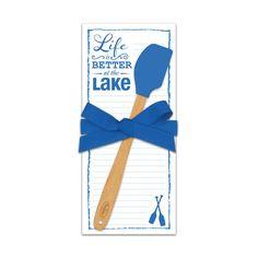 Better At The Lake Kitchen Companion